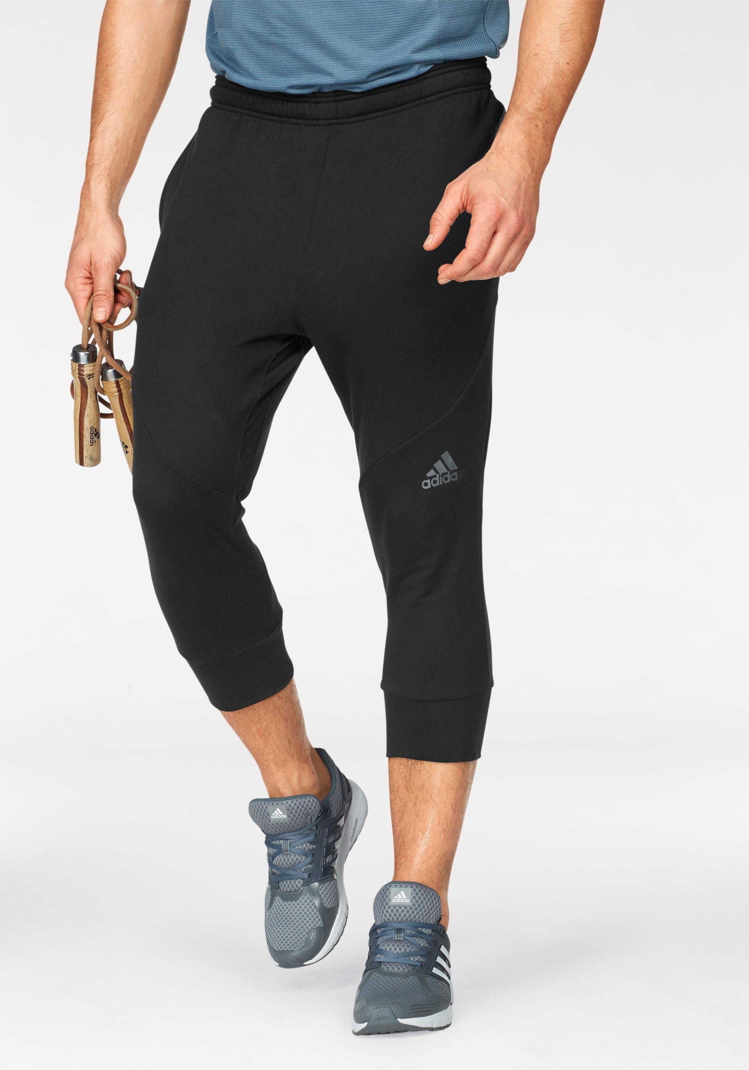 3 Kwart Zwembroek.Adidas Performance Driekwartbroek Workout Pant Climacool 3 4 Woven