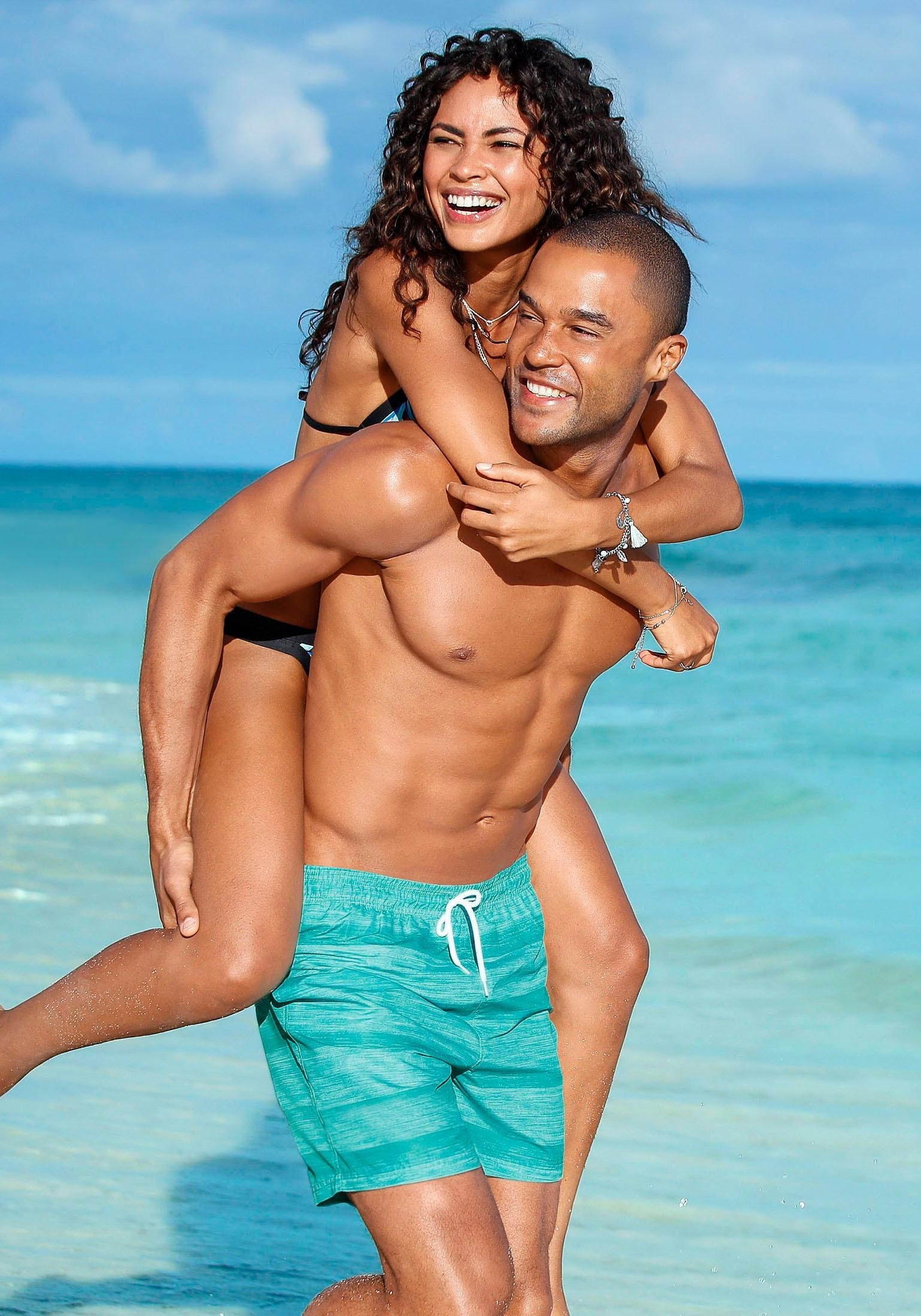 s.Oliver Beachwear s.Oliver RED LABEL Beachwear zwemshort - gratis ruilen op otto.nl
