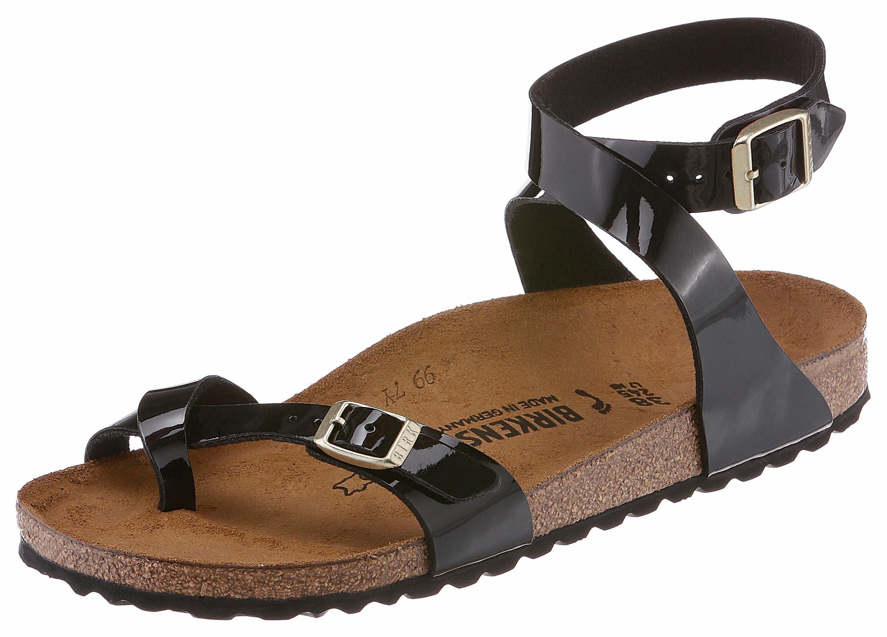 Birkenstock sandalen »Yara« nu online kopen bij OTTO