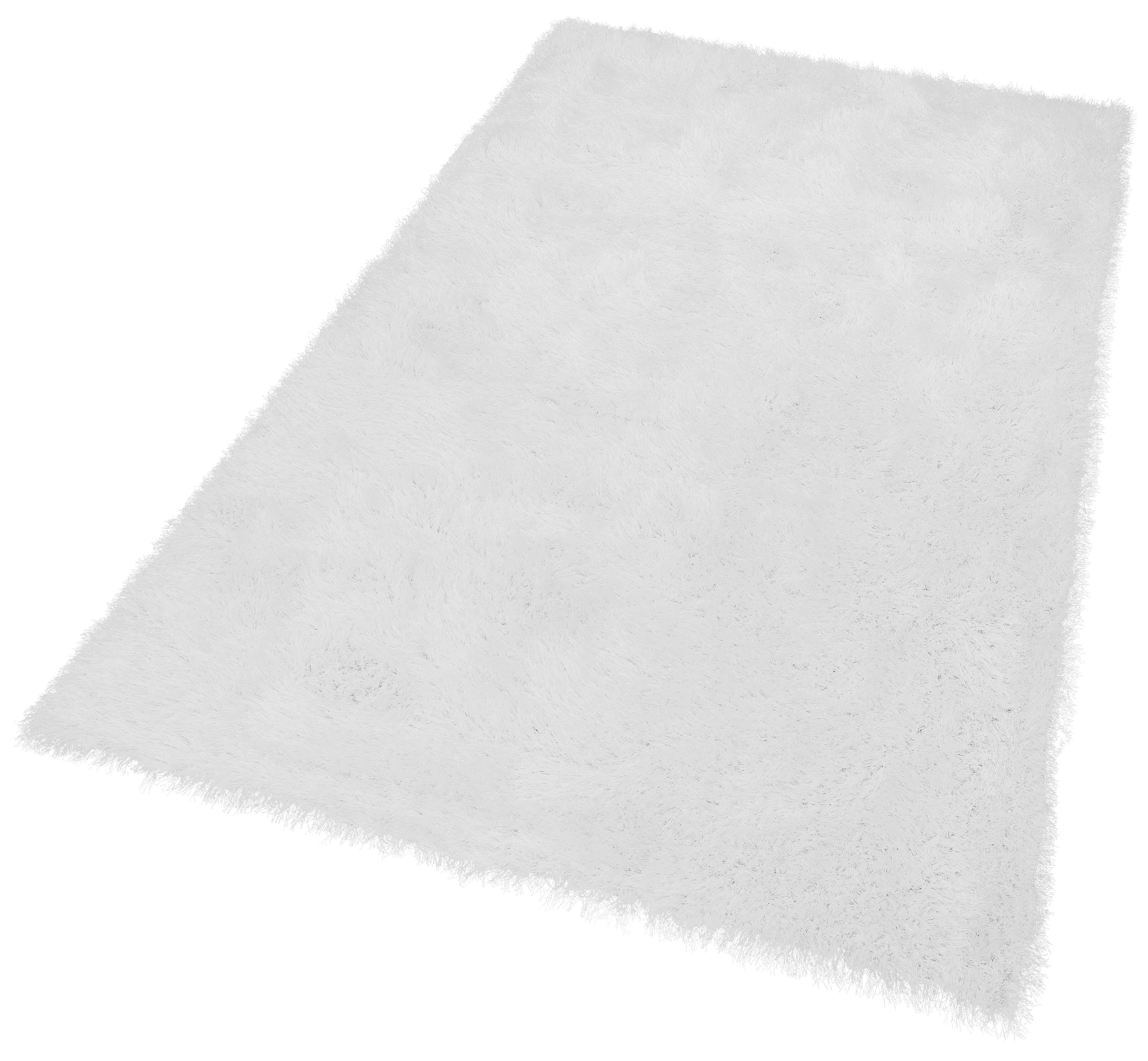 Merinos Hoogpolig vloerkleed, »Glossy 411«, rechthoekig, hoogte 70 mm, machinaal geweven voordelig en veilig online kopen