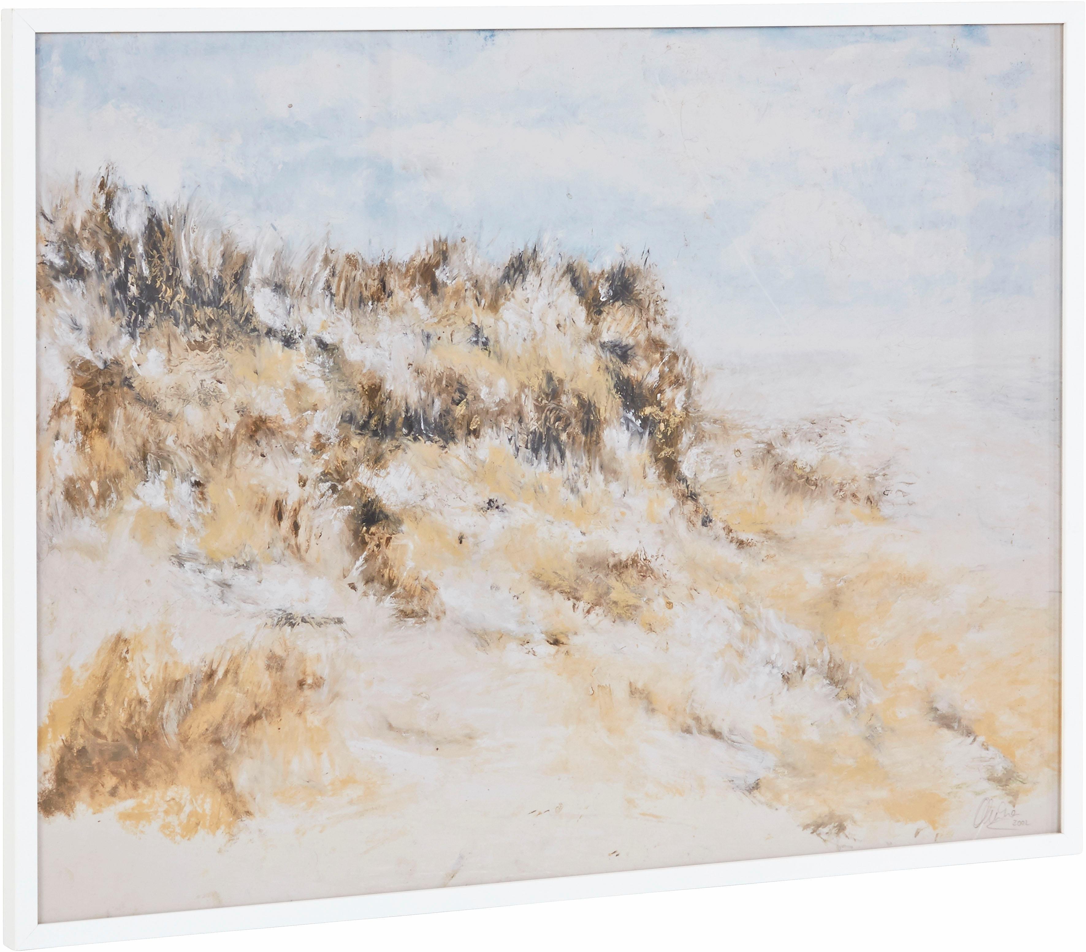 Guido Maria Kretschmer Home&Living wanddecoratie Strand door frank mutters nu online kopen bij OTTO