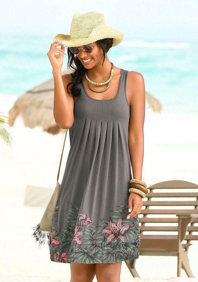 Beachtime strandjurk bruin