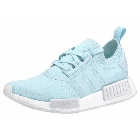 Adidas NMD Runner damessneaker blauw