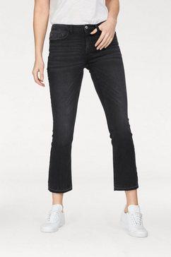 jacqueline de yong ankle jeans »jake« grijs