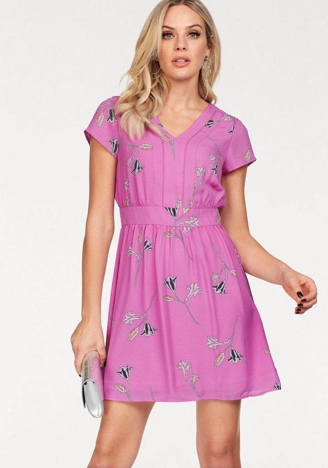 Vero Moda zomerjurk ELENA roze
