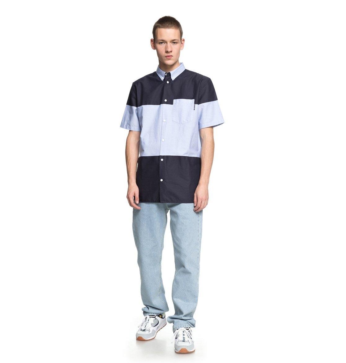 Online Met Mouwenhowburn Dc Shoes Korte Overhemd Kopen 9IHED2