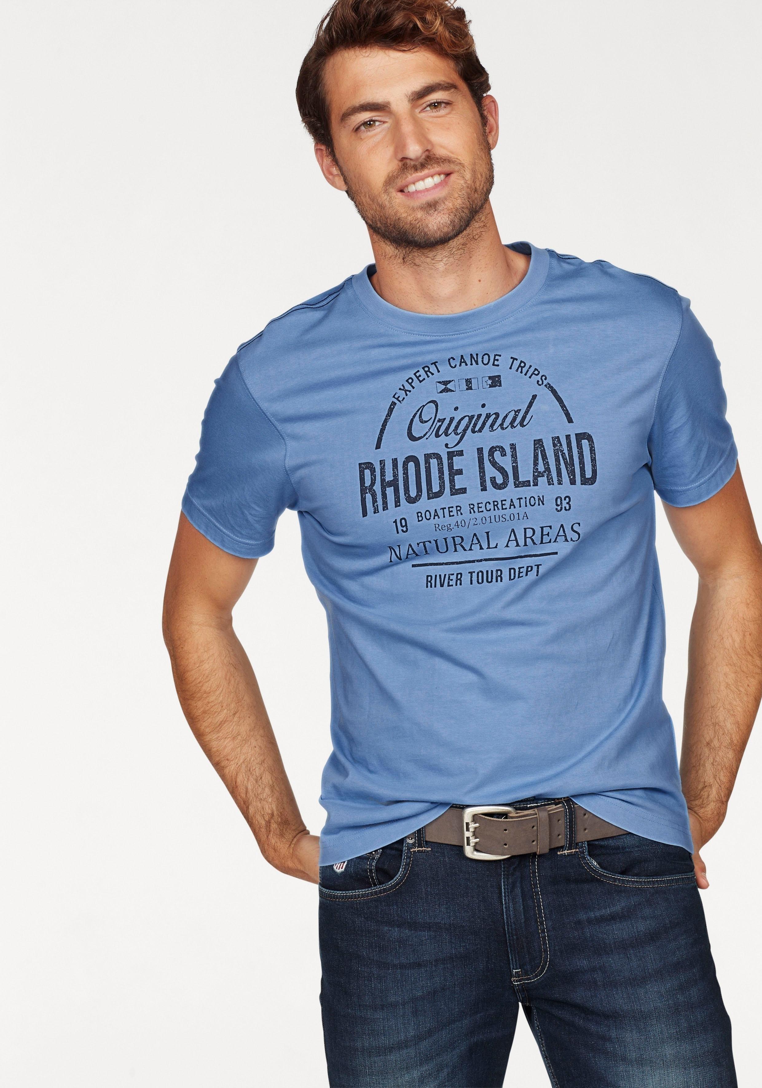 Rhode Island T-shirt in de webshop van OTTO kopen