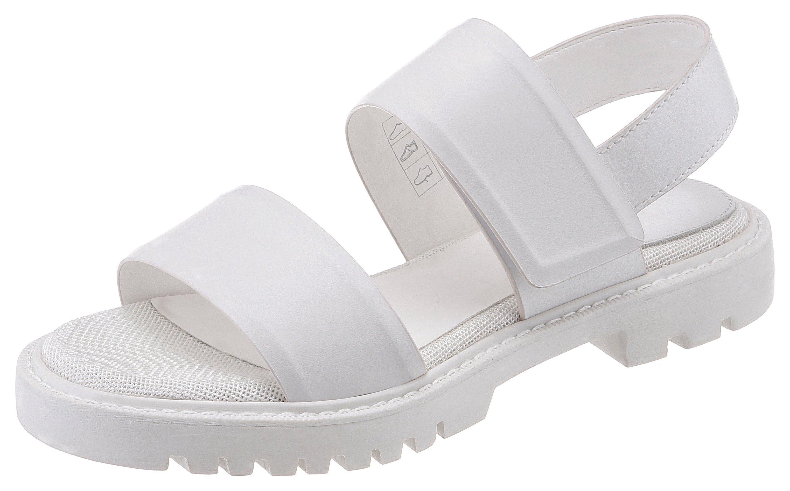 G-star Raw sandalen »Core Strap Flat« nu online bestellen