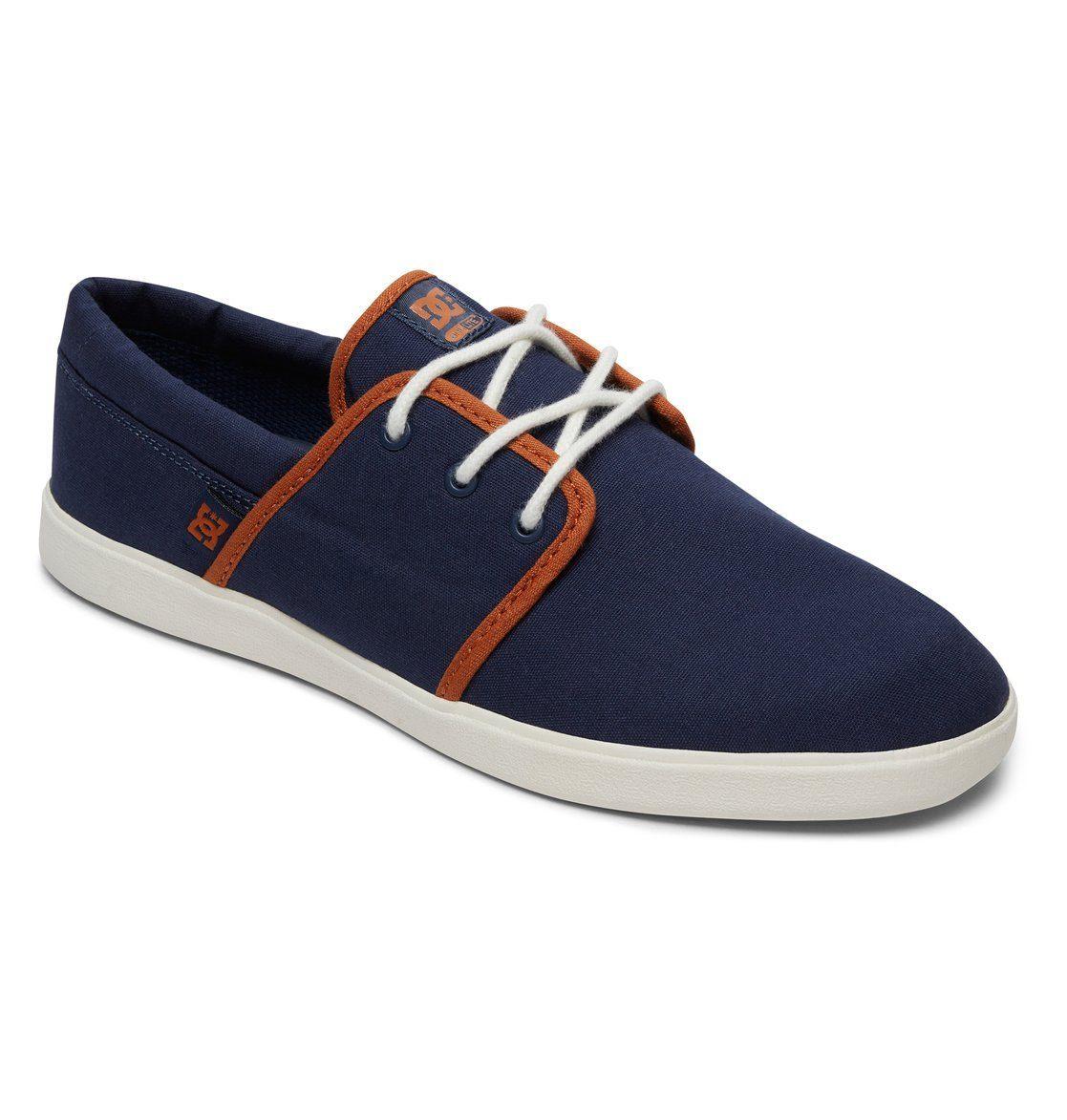 Chaussures Dc Bleu Chaussures Pour Les Hommes Harbour b90sg1p