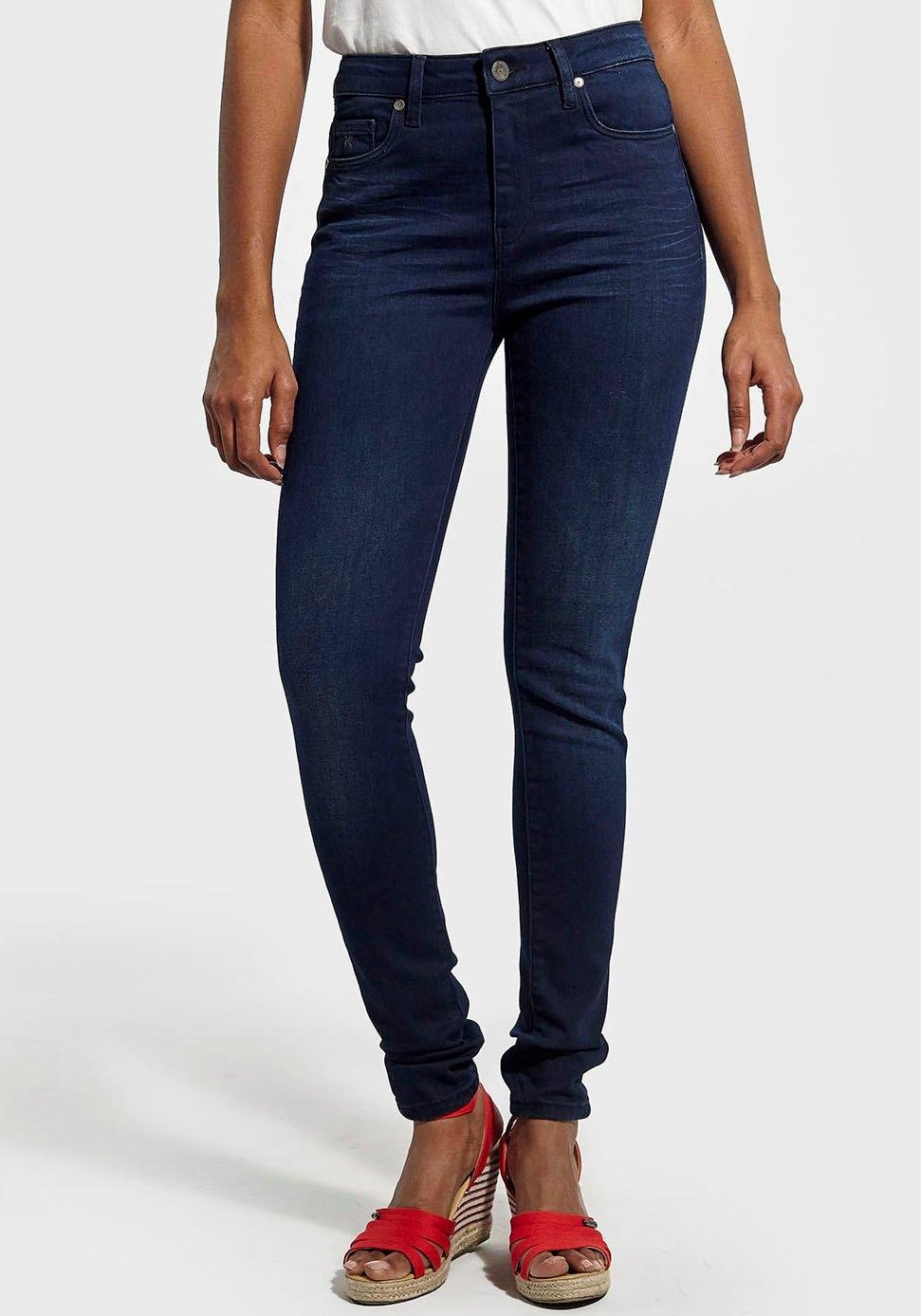 Kaporal high-waist jeans »JENAW« nu online kopen bij OTTO