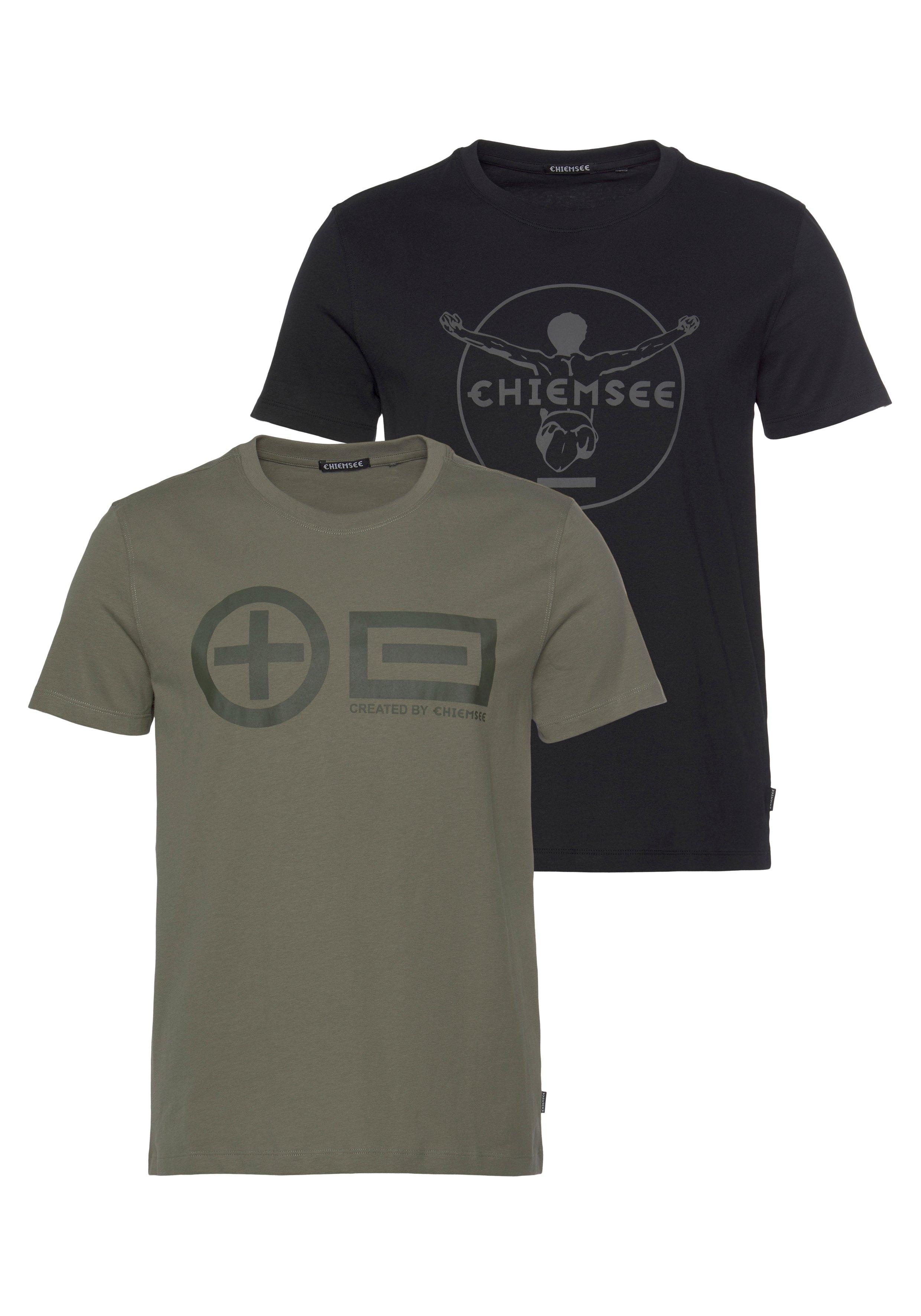 Chiemsee T-shirt (Set van 2) - gratis ruilen op otto.nl