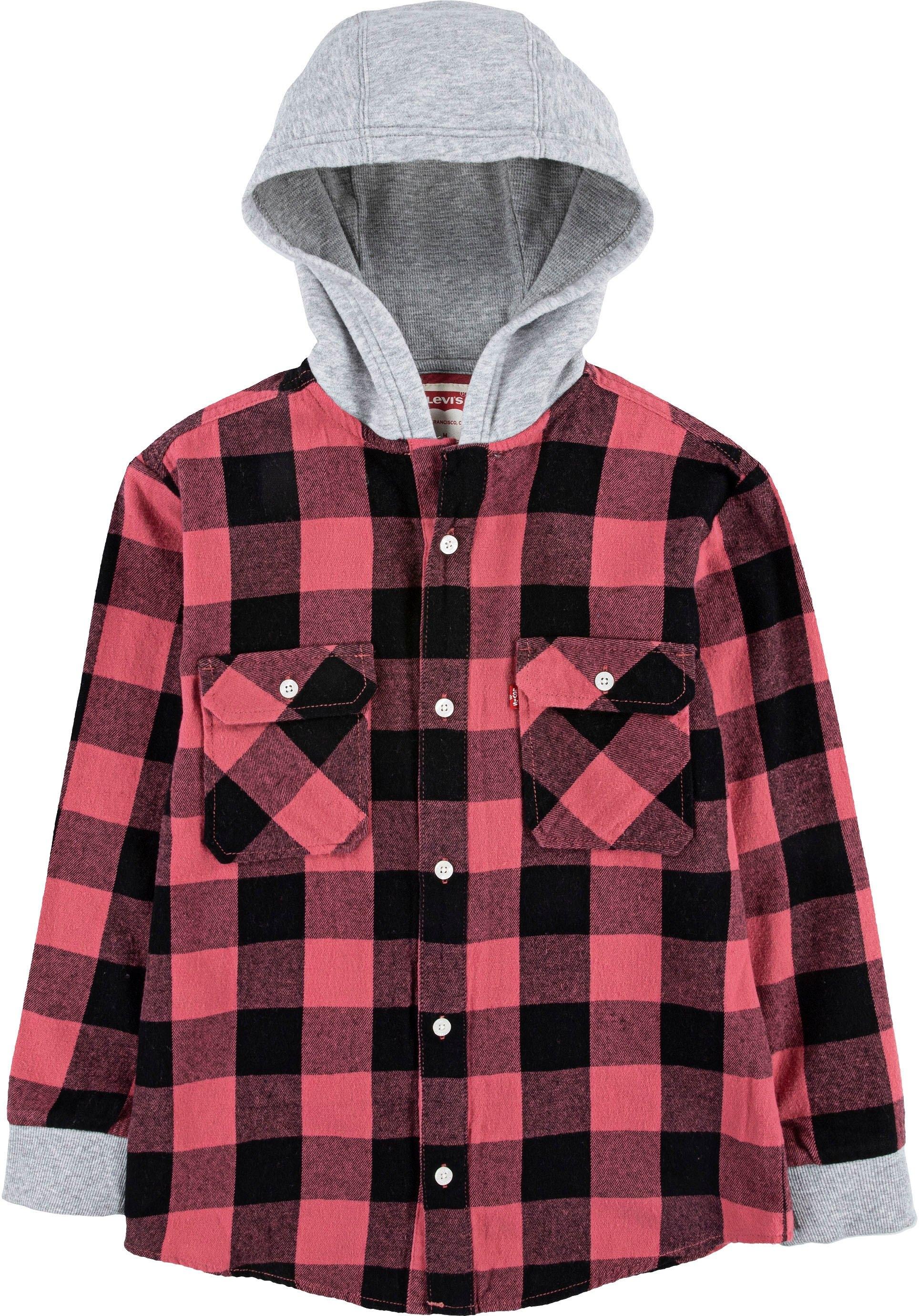Levi's Kidswear geruit overhemd in de webshop van OTTO kopen