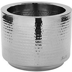 fink sierpot nossa, zilverkleur (1 stuk) zilver