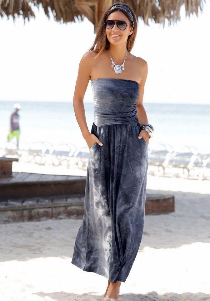 Lascana maxi-jurk grijs