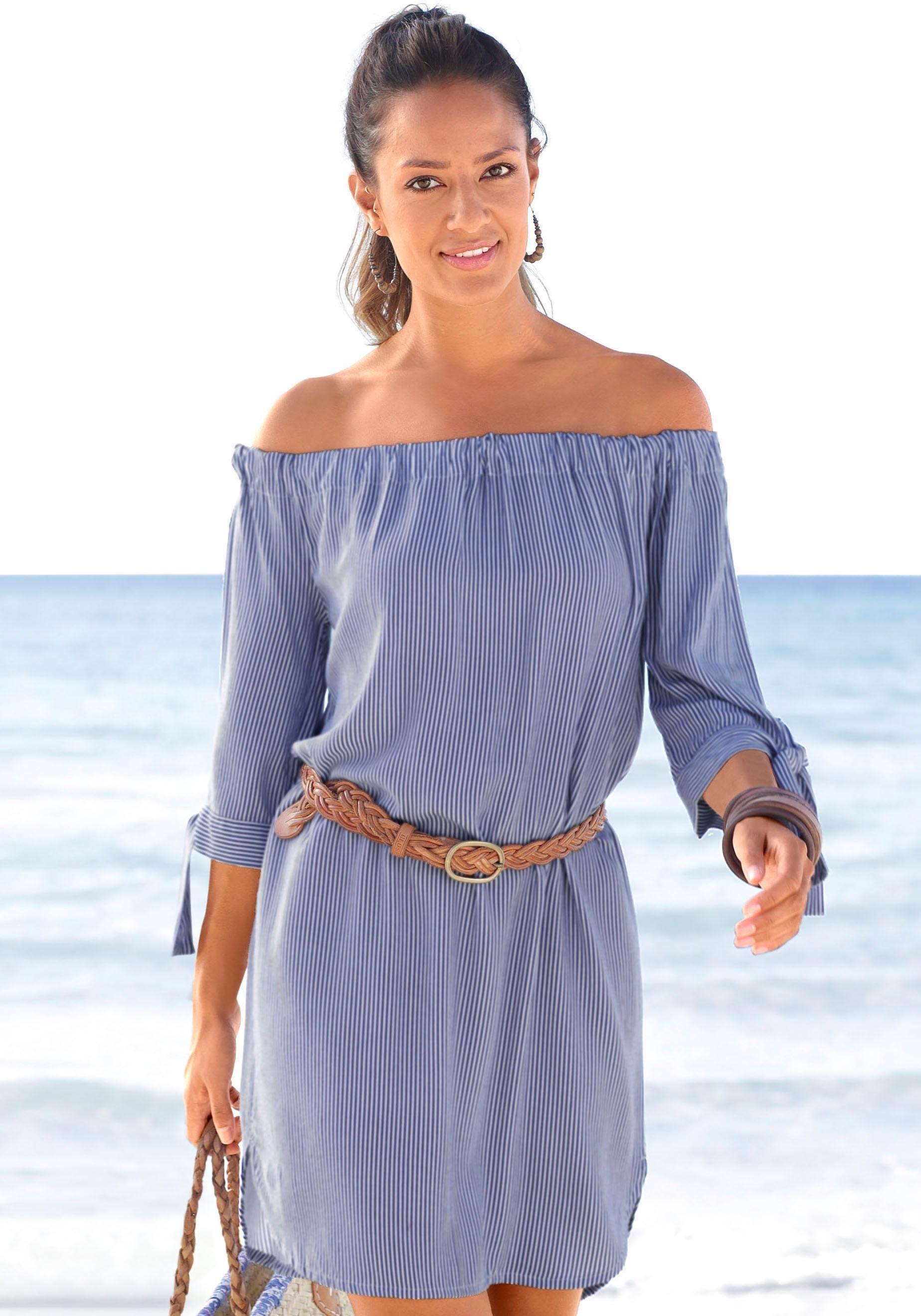 Lascana blousejurkje in de webshop van OTTO kopen