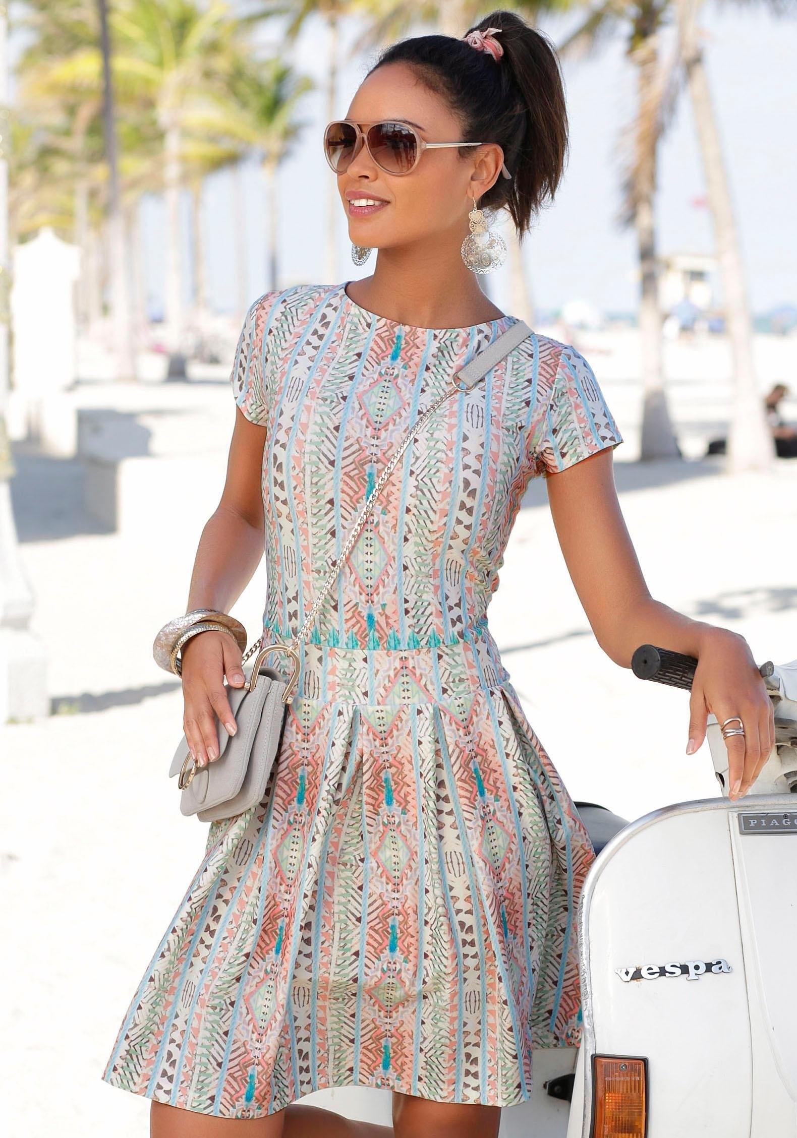 LASCANA scuba-jurk bestellen: 30 dagen bedenktijd