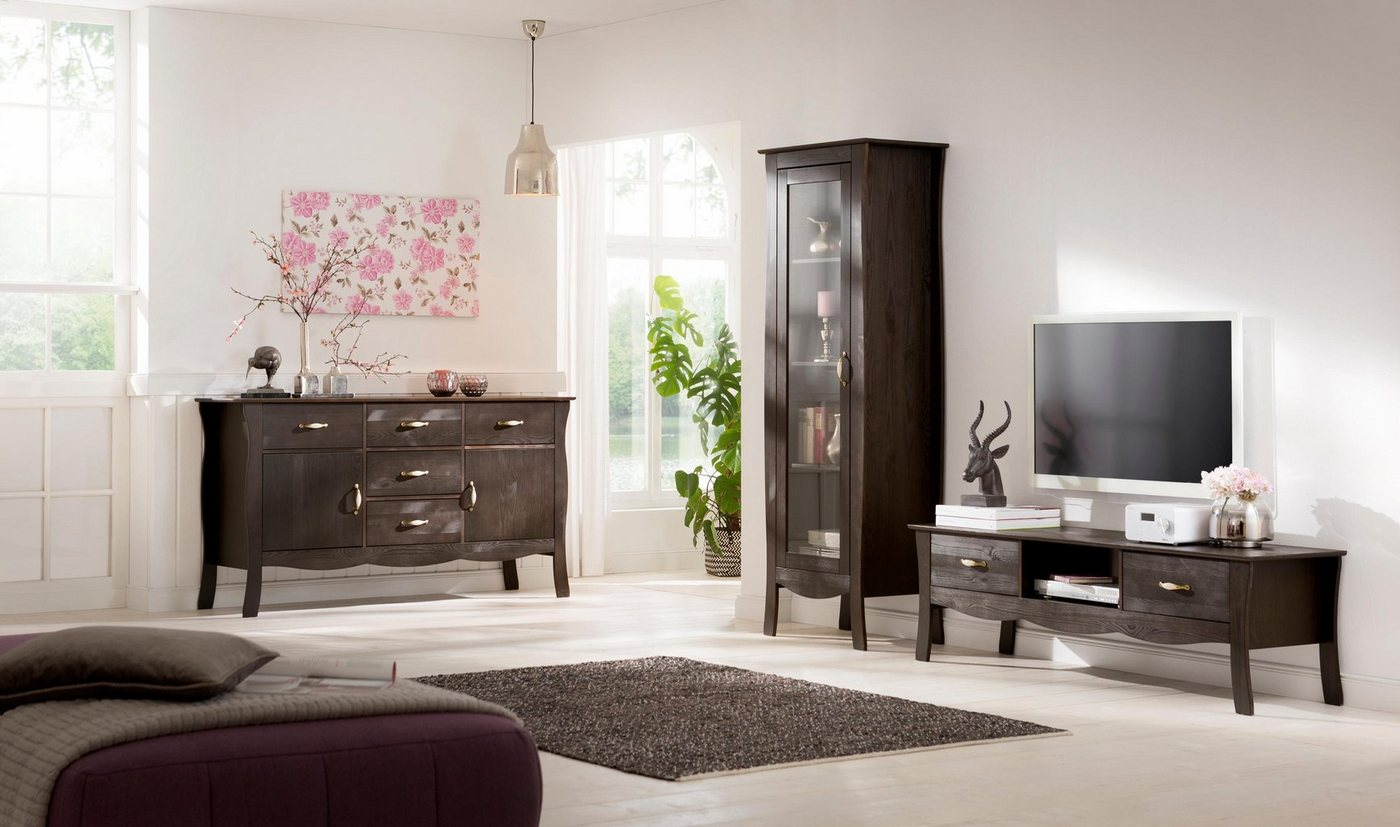 Home affaire dressoir 'Prego', breedte 160 cm