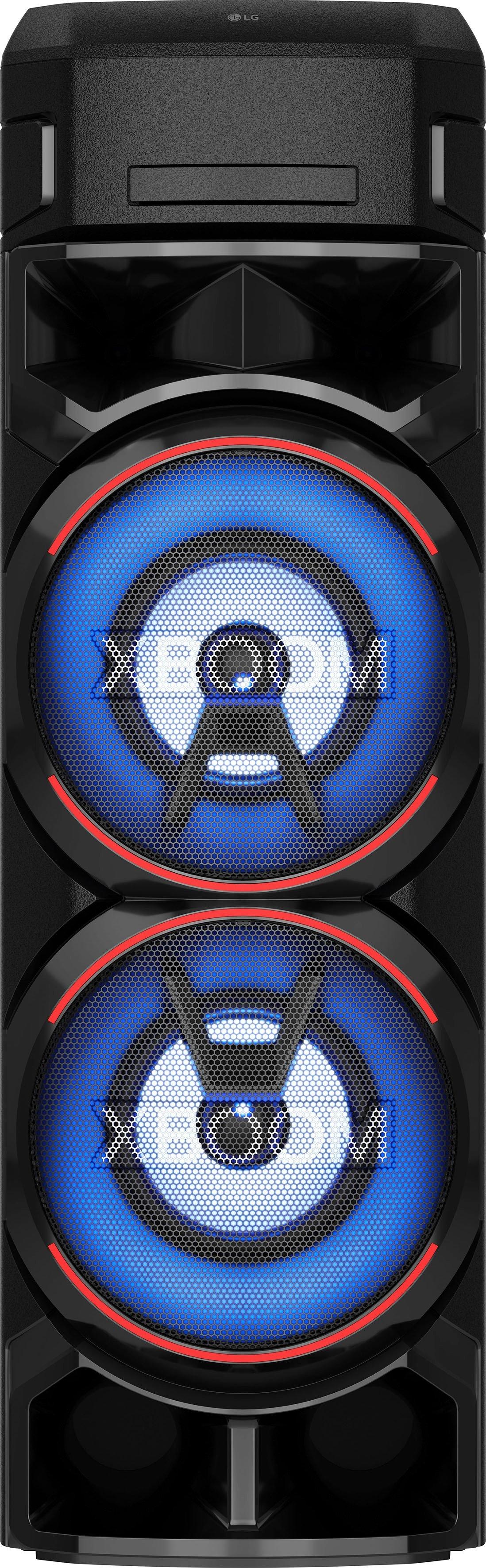 LG party-luidspreker XBOOM ON9 Onebody-geluidssysteem - gratis ruilen op otto.nl
