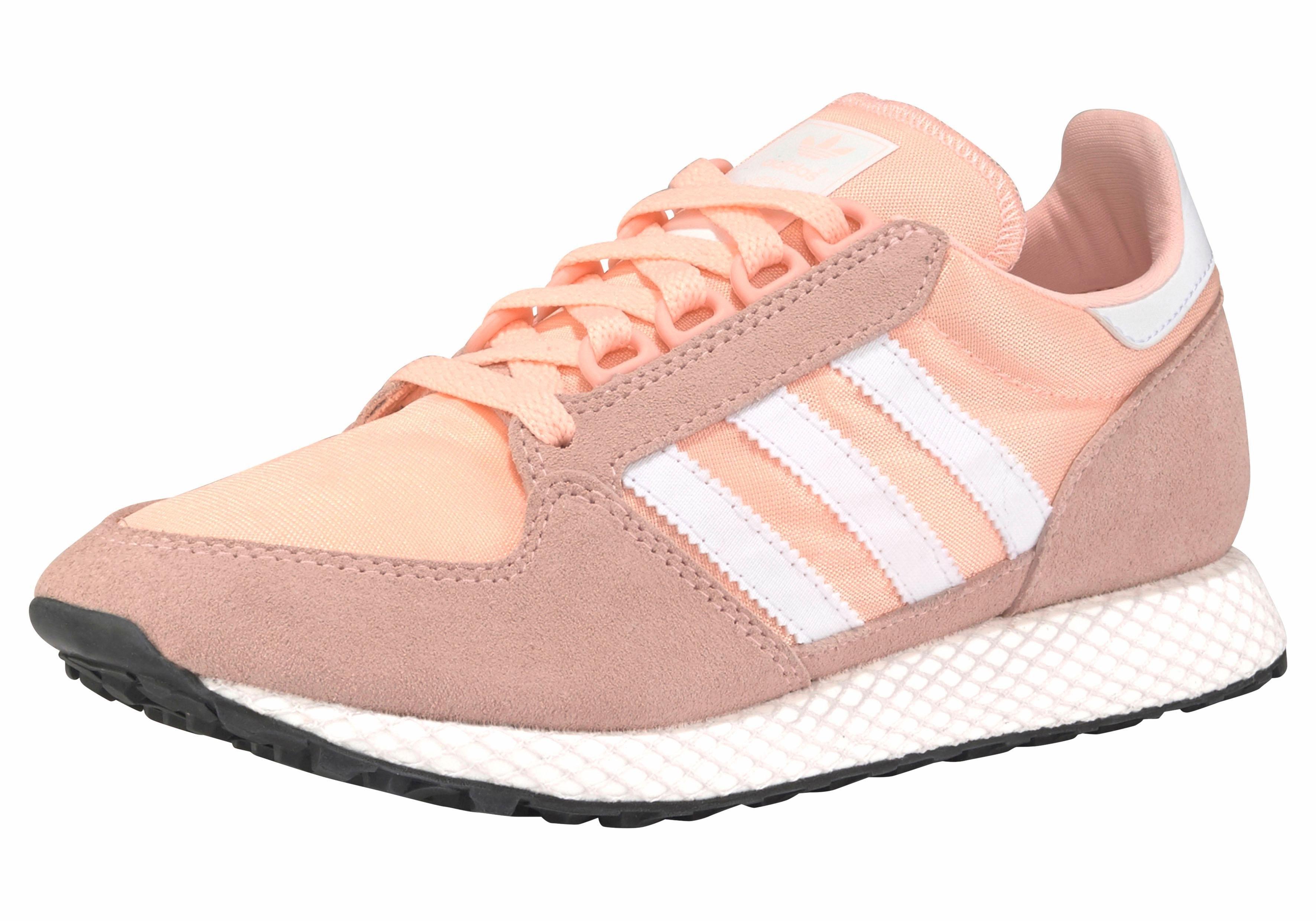 Snel Sneakersforest Grove Adidas Gevonden Originals W mwvnN80