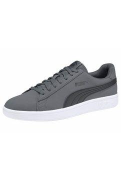 puma sneakers »smash v2 buck unisex« grijs