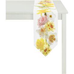 apelt smalle tafelloper, 25x175 cm, »5307 springtime« multicolor