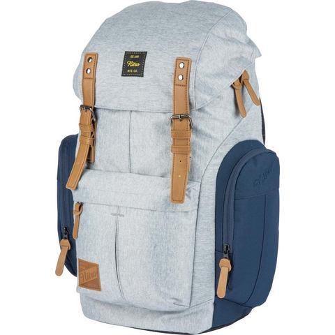 Nitro rugzak met laptopvak voor laptop van 15 inch, Daypacker Morning Mist