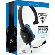 turtle beach »recon chat« gaming-headset (via een vaste verbinding) zwart