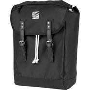 nitro rugzak met laptopvak voor laptop van 15 inch, »venice true black« zwart