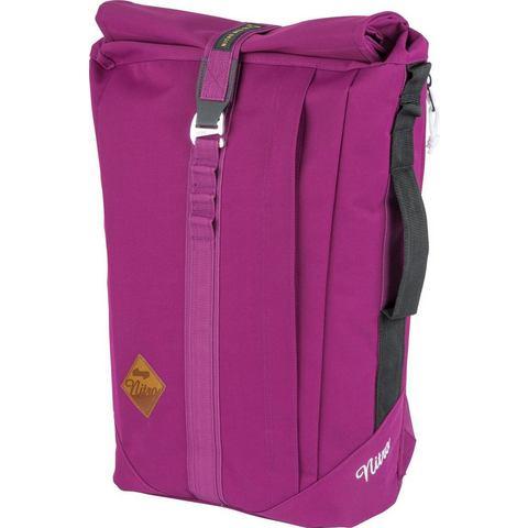 Nitro rugzak met laptopvak voor laptop van 15 inch, Scrambler Grateful Pink