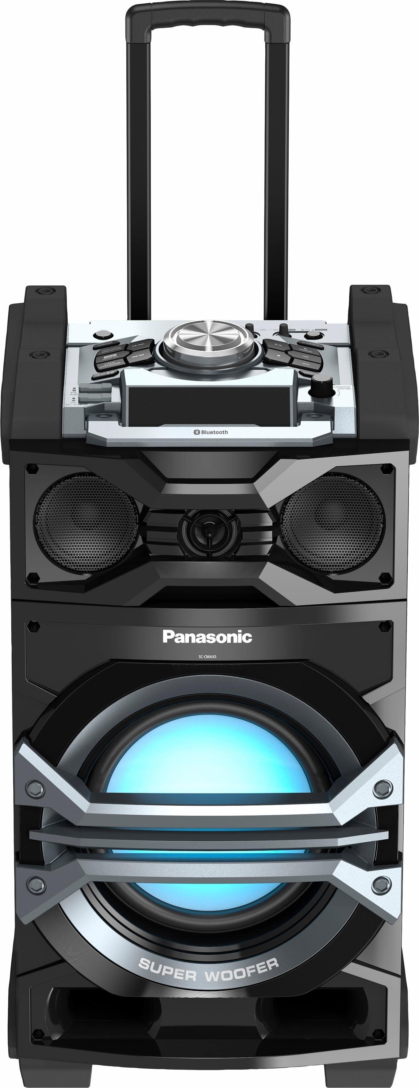 Panasonic SC-CMAX5 mini-hifi-set nu online kopen bij OTTO