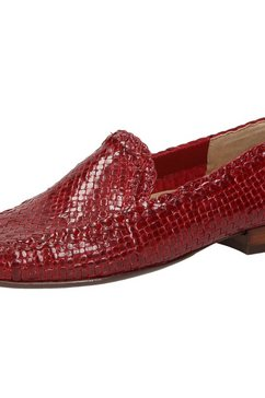 sioux slippers »cordera« rood