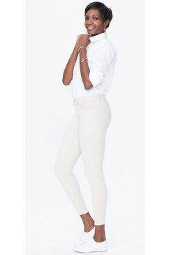 nydj ami skinny legging »in premium denim« beige