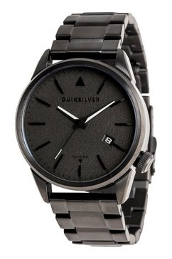 quiksilver analoog horloge »timebox 42 metal« multicolor