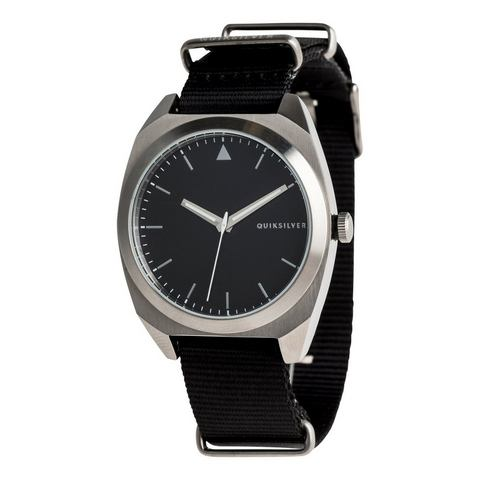 NU 15% KORTING: Quiksilver Analoog horloge The PM Nato