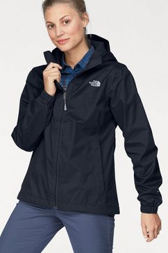 the north face functioneel jack »womens quest« zwart