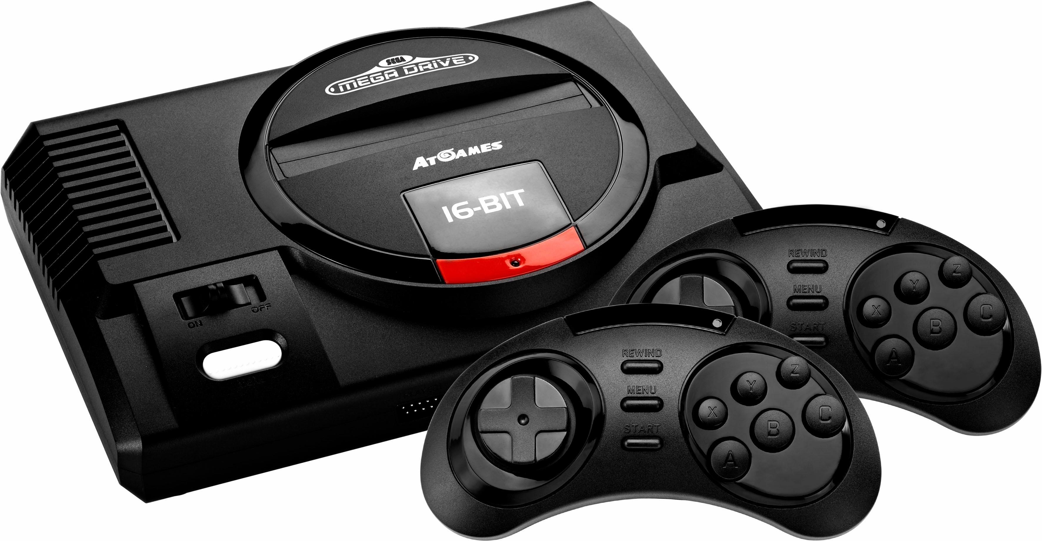 Sega Megadrive Flashback - verschillende betaalmethodes