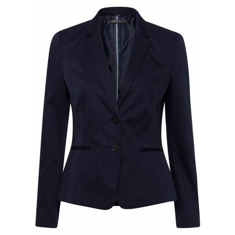 NU 15% KORTING: ESPRIT Collection korte blazer