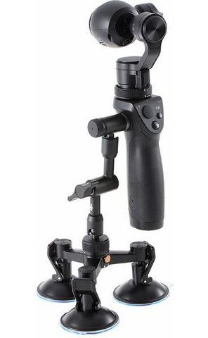 dji Osmo+ & sport accessoires kit Action Cam (4K Ultra HD, wifi, 3,5x optische zoom)