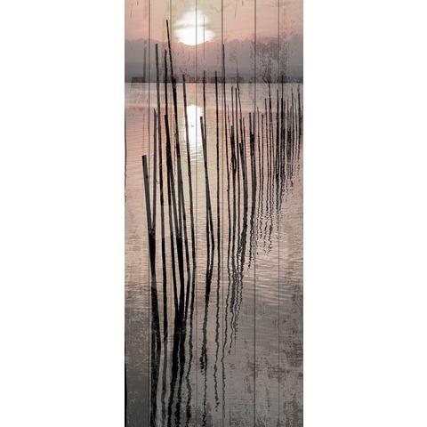 Artprint op hout