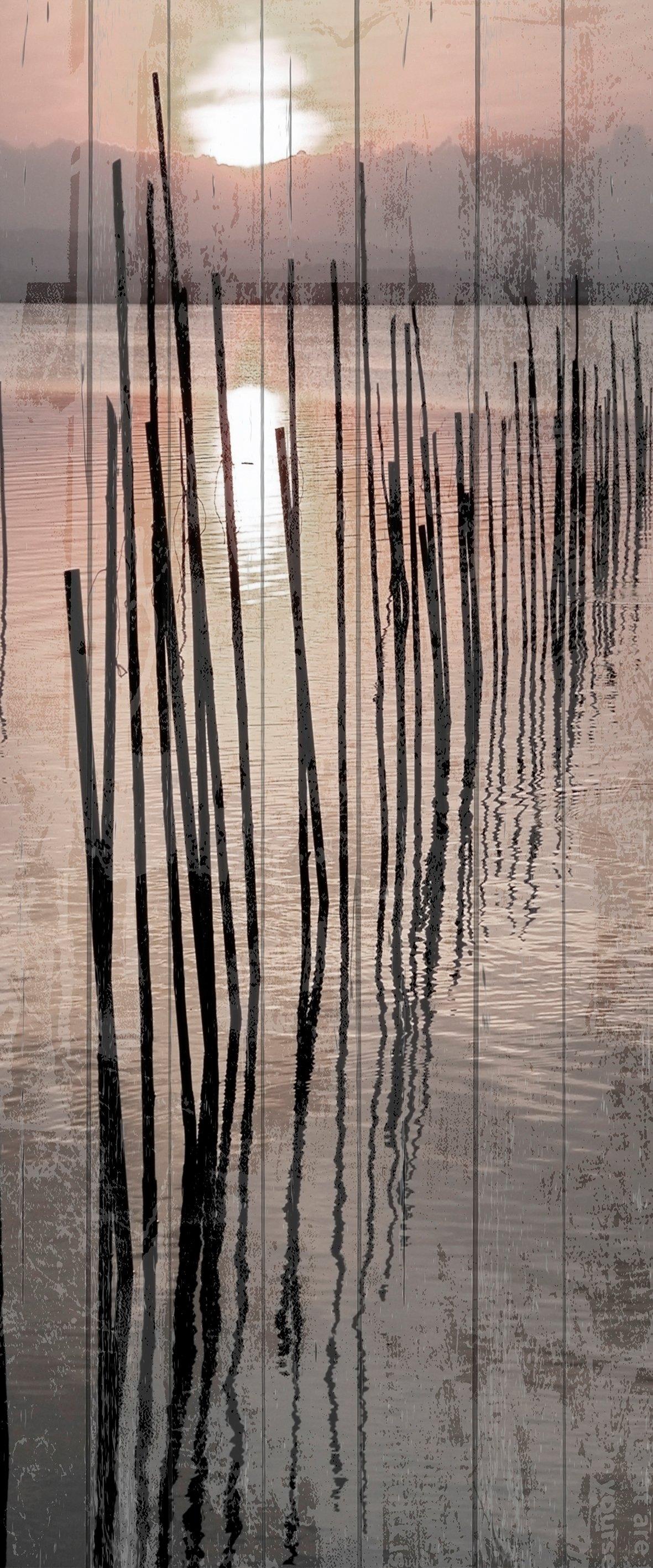 queence Artprint op hout nu online kopen bij OTTO