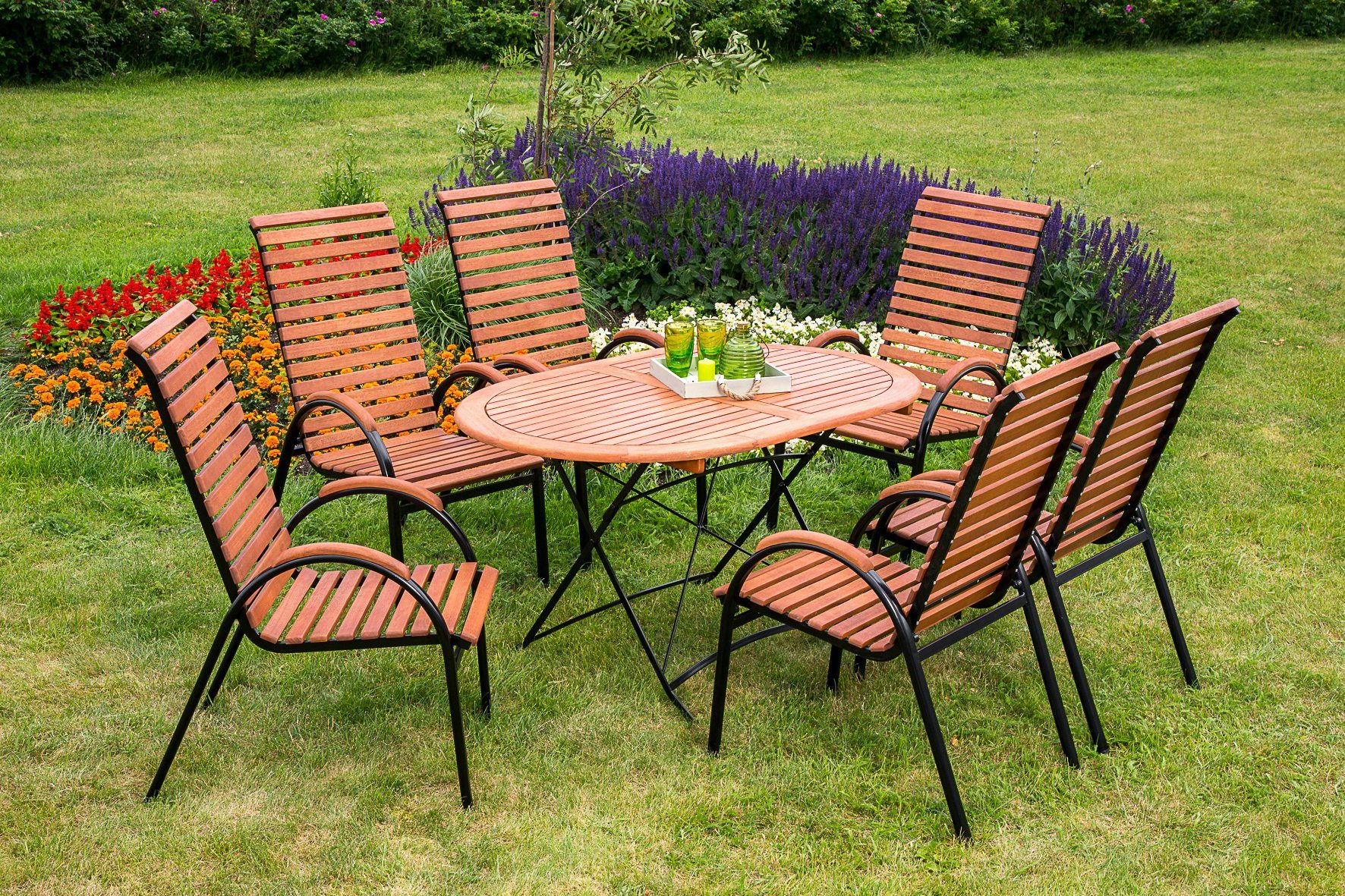 Inklapbare Tafel Kopen : Merxx tuinmeubelset schloßgarten« dlg stoelen tafel