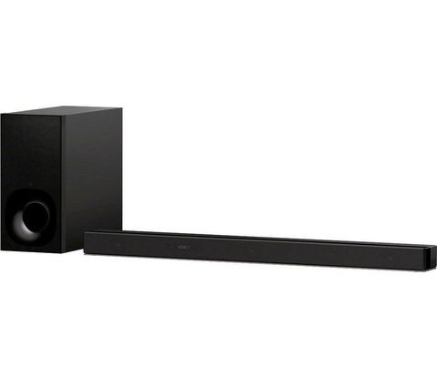 Sony HT-ZF9 Soundbar Bluetooth, Dolby Atmos, High-Resolution Audio, Incl. draadloze subwoofer, Multi