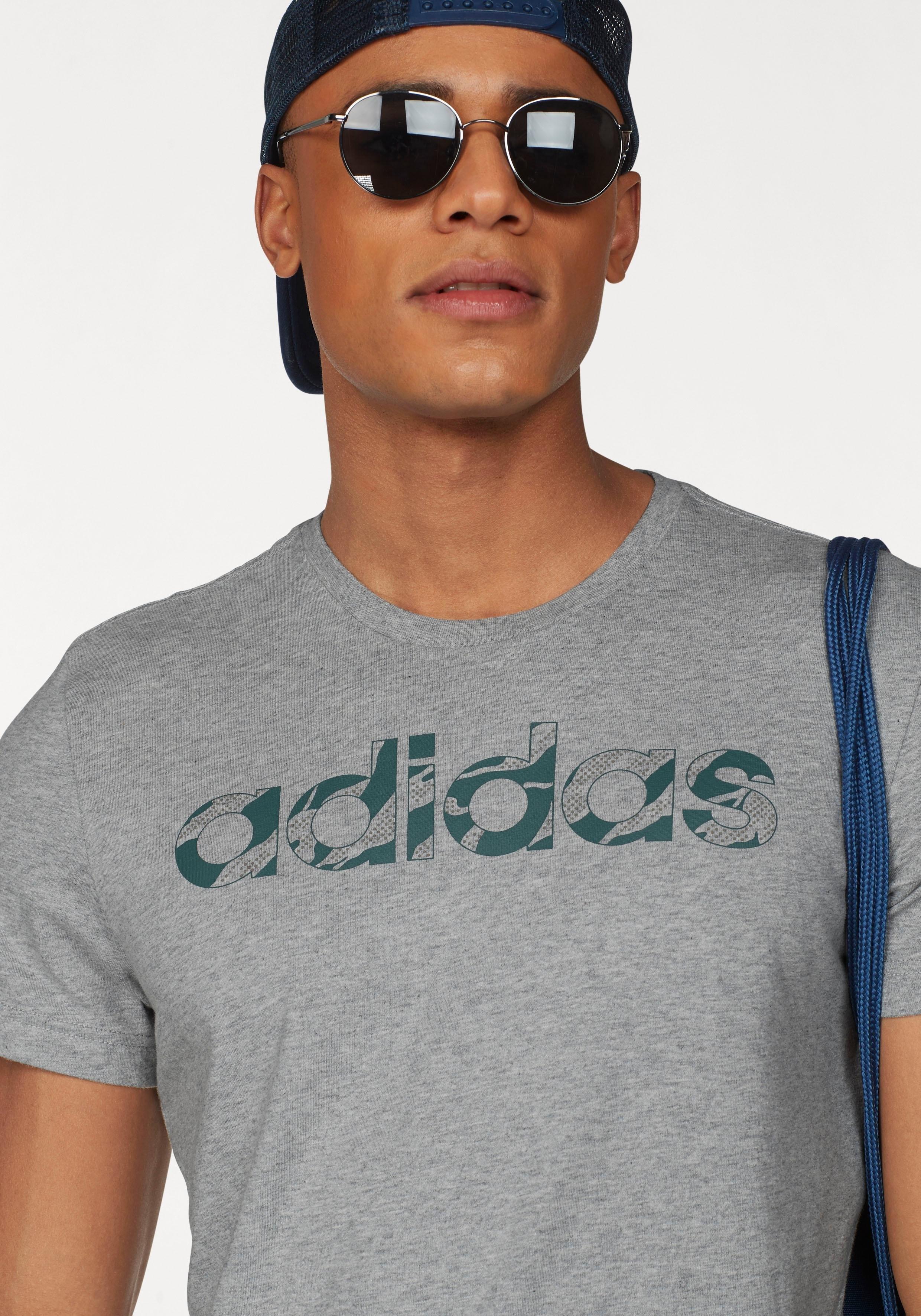 shirtlinear Makkelijk Performance T Adidas Camo Gekocht b6gf7y