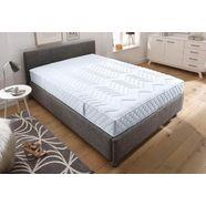 comfortschuimmatras, »prestige 23 s - komfort«, schlafgut, 23 cm dik, dichtheid: 30 wit