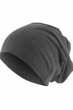 mstrds beanie oversized grijs