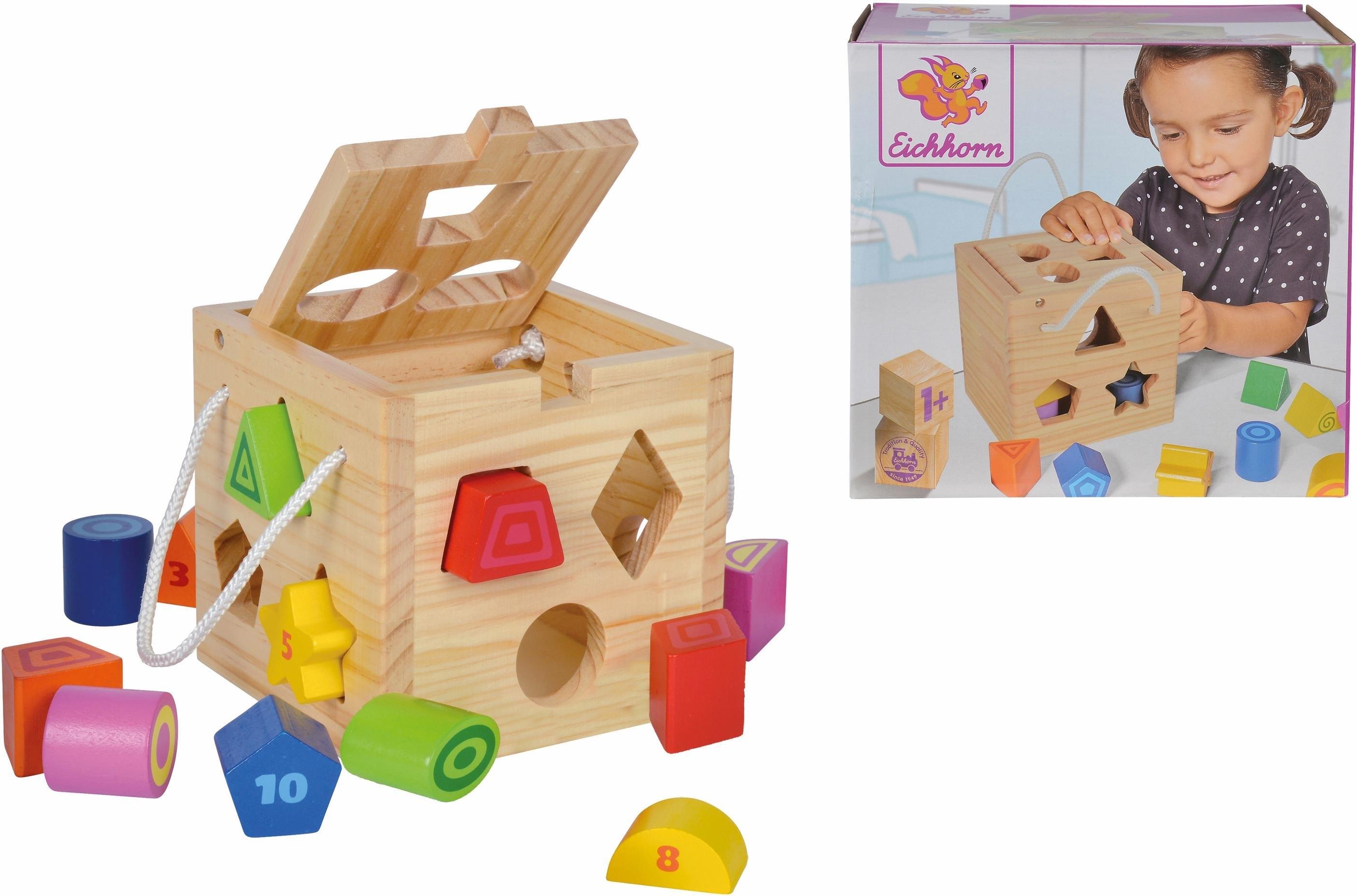 Eichhorn vormenspel houten online kopen op otto.nl