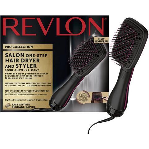 Revlon haardroger & styler straightening-borstel RVDR5212E, Salon One-Step Hair Dryer & Styler