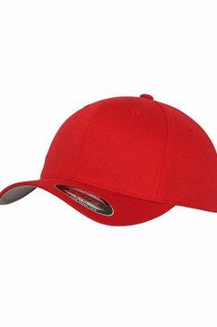 flexfit baseballcap rood