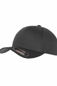 flexfit baseballcap grijs