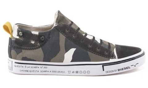 NU 15% KORTING: Diesel sneakers Imaginee Low Slip On